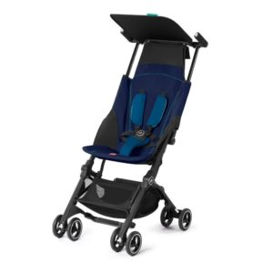 GB Pockit+ Seaport Blue - carucior sport - Poquito.ro