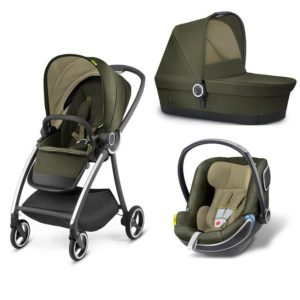 GB Maris 3in1 Lizard Khaki - Poquito.ro