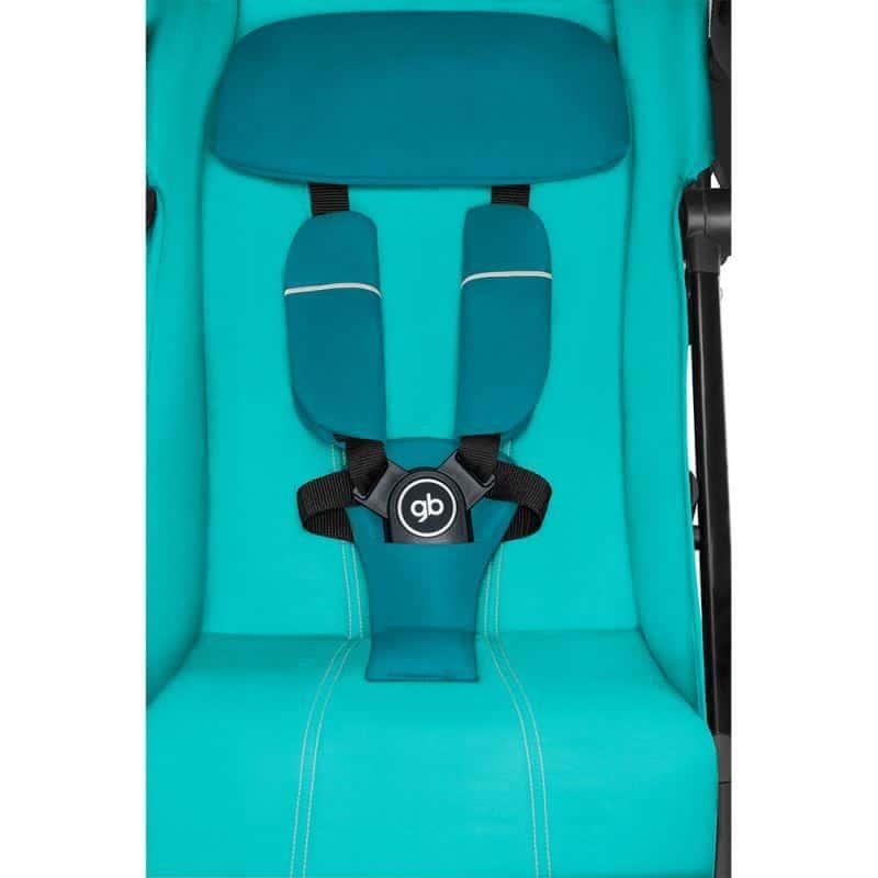 GB Qbit+ Capri Blue - carucior sport - Poquito.ro
