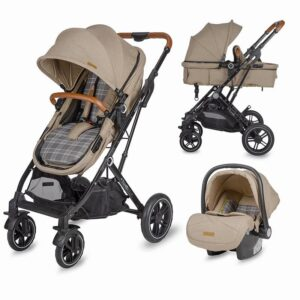 Coccolle Ravello 3 in 1 Safari Beige